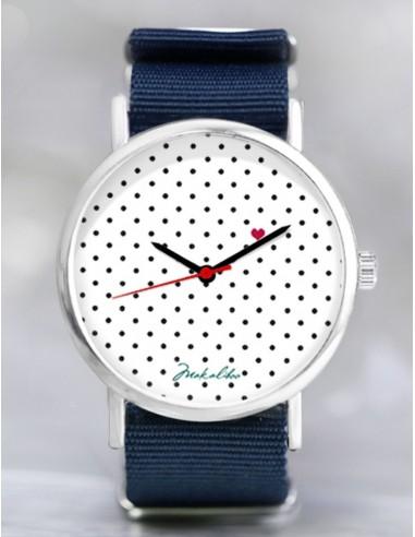 Originální design ciferníku je dominantním prvkem hodinek značky Ewa Saj    Makaliboo. Symbolika optimismu a pozitivního myšlení z hodinek přímo čiší. d7bb1a4a1b