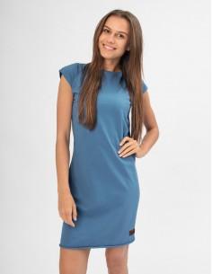 Modré šaty Angelika