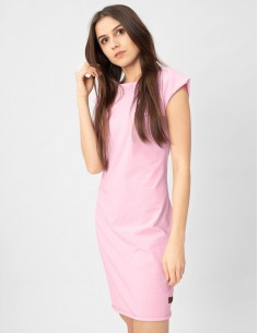 Světle růžové šaty Angelika
