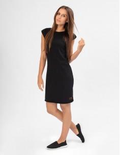 Černé šaty Angelika