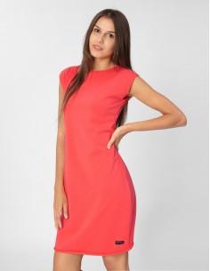 Korálové šaty Angelika