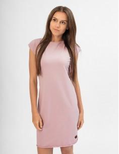 Starorůžové šaty Angelika