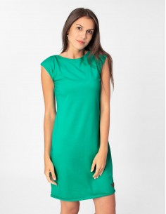 Zelené šaty Angelika