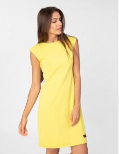 Žluté šaty Angelika
