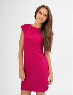 Růžové šaty Angelika