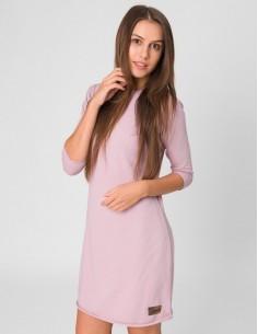 Starorůžové šaty Angelika s...