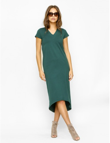 Zelené šaty Sophie