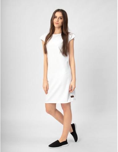 Bílé šaty Angelika