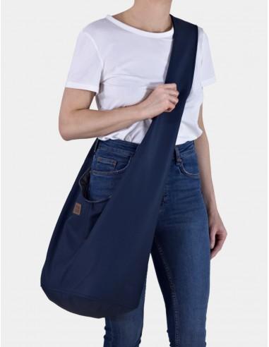 Modrá taška Short Boogi bag