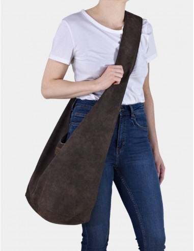 Hnědá taška Short Boogi bag