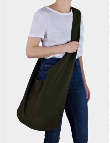 Zelená taška Short Boogi bag