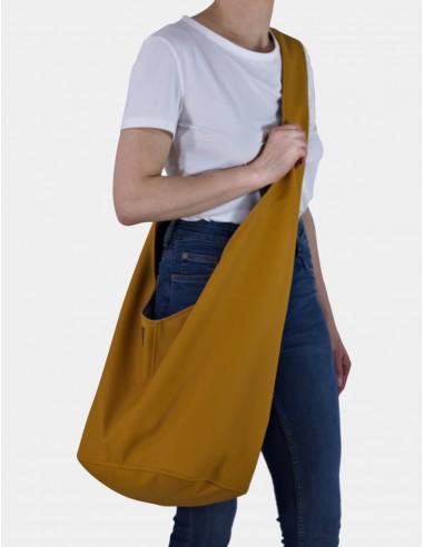 Žlutá taška Short Boogi bag