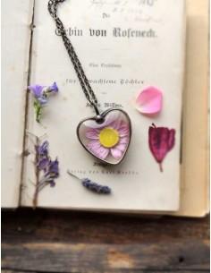 Náhrdelník Pink heart