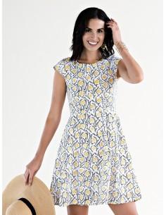 Šaty Pop of floral