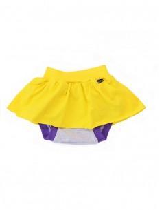 Bombarďáky se sukničkou žluté