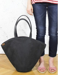Šedá Shelly bag
