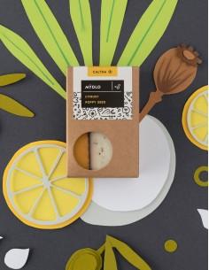 Mýdlo Citrusové Poppy seed