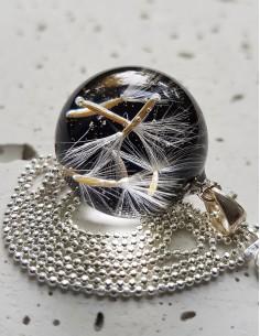Stříbrný náhrdelník...