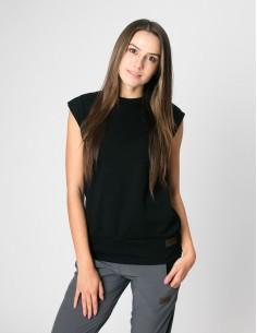 Černé basic tričko